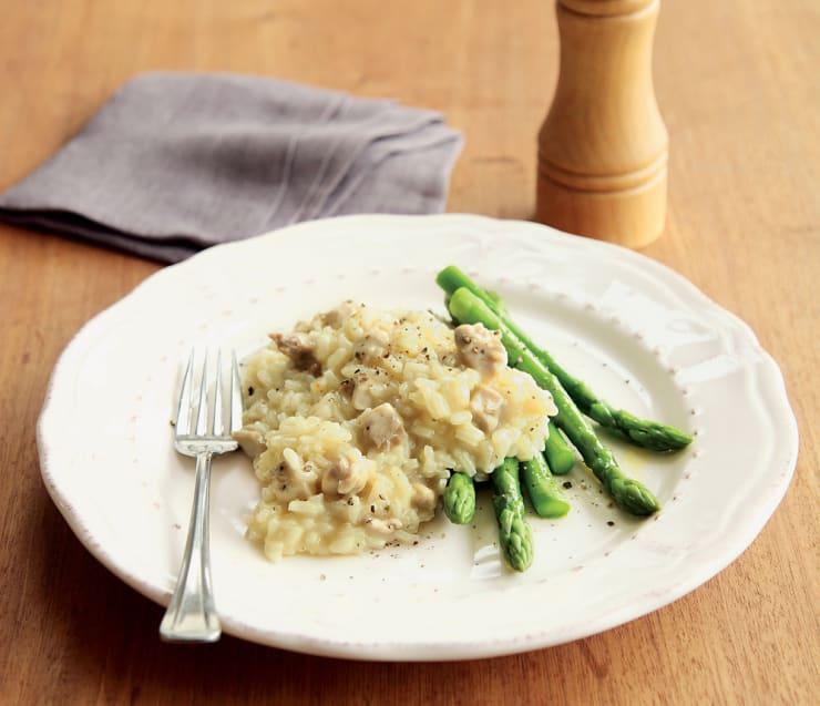 Creamy Chicken and Tarragon Pasta recipe