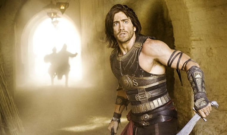 Impressions: Prince of Persia: The Sands of Time (the trailer)