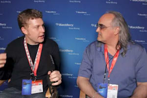 SXSW Interview With BlackBerry's Tom Anderson