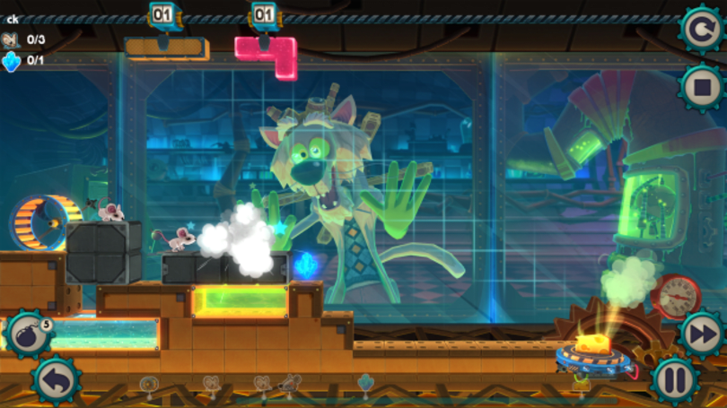 MouseCraft to gobble up PSN cheese on July 8