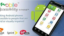 Sprint and Code Factory team up to deliver free Android accessibility app