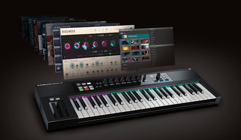 Native Instruments reveals new keyboards for 'Komplete' freaks