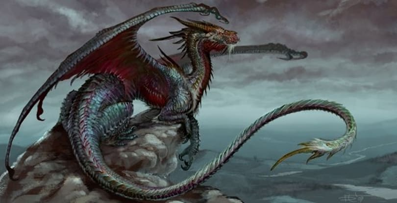 The Road to Mordor: Double dragons