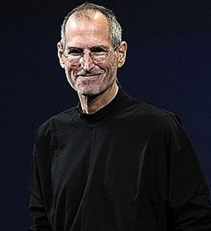"Steve Jobs: ""Life is fragile."""