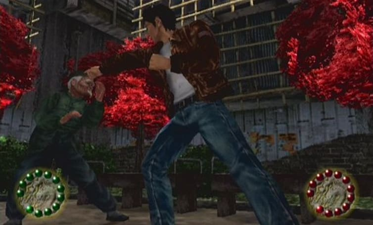 Yahoo Japan establishes Shenmue Town, which is where we want to live now