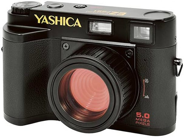 Yashica debuts EZ F521 digicam / webcam / snoozefest