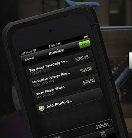 Xsilva LightSpeed Mobile brings Apple Store-like checkout to any store