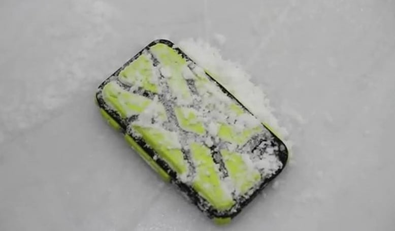 G-Form pulls a hat-trick with iPhone case hockey video
