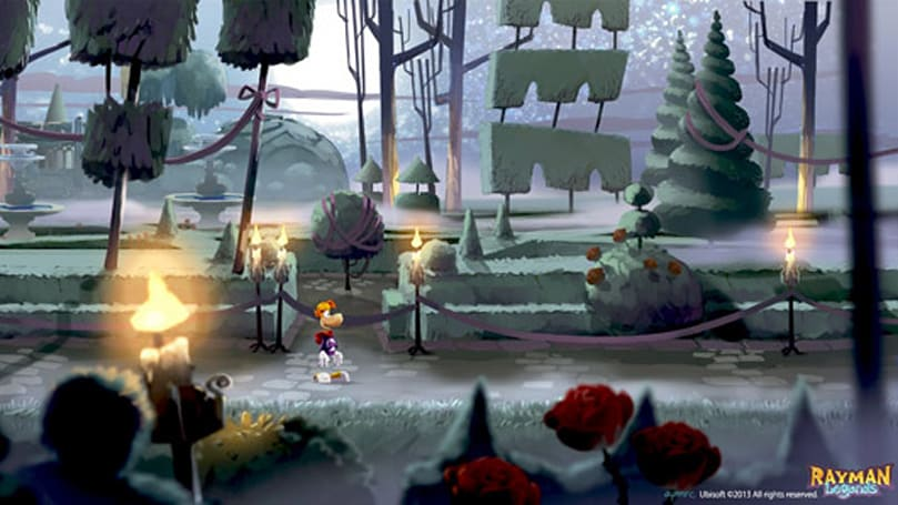 Rayman Legends concept video showcases scrapped NFC features