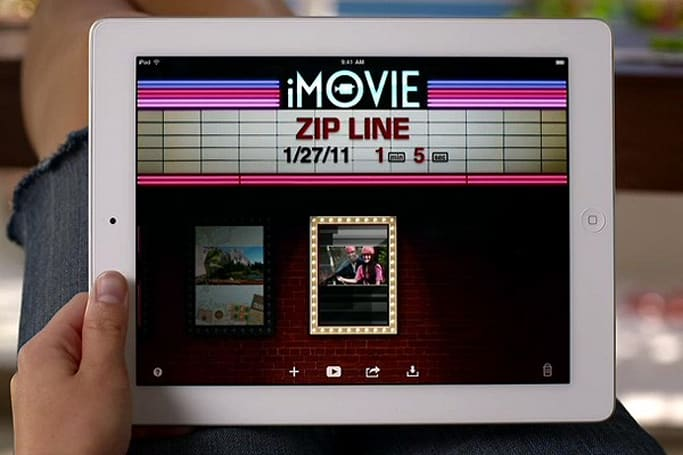 GarageBand and iMovie come to iPad, iPhone gets iMovie refresh