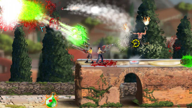 Serious Sam Double D XXL adds 30 more guns, new things on Steam