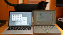 Kitty likes that old-school PowerBook style