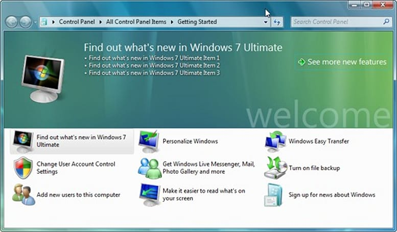Windows 7 to be officially named... Windows 7