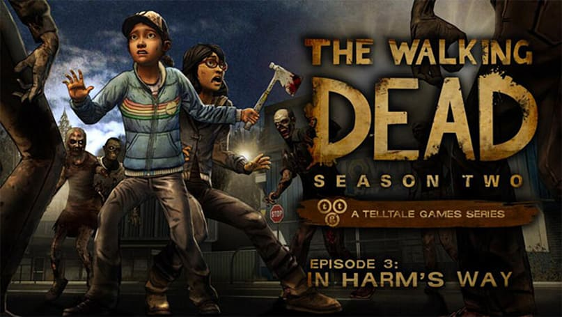 Telltale's The Walking Dead Season 2, Episode 3 debuts next week