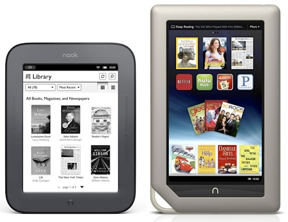 Barnes & Noble's Q2 earnings reveal Nook to be a $220 million business, Nook Tablet said to be fastest-selling yet