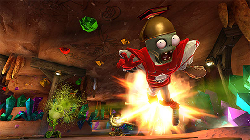 Plants vs Zombies: Garden Warfare crops up on PC