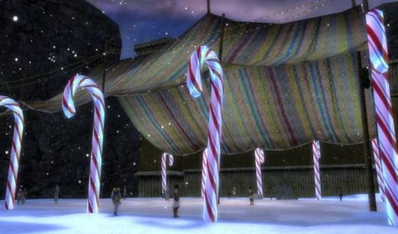 Guild Wars' Wintersday 2011 brings new costumes, holiday cheer