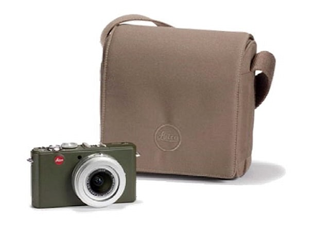 Leica debuts D-LUX 4 Safari special edition camera