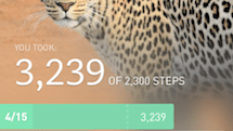 Breeze by RunKeeper steps up your activity level