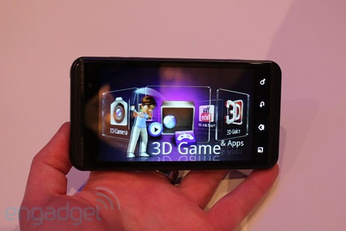 AT&T's LG Thrill 4G hands-on (video)