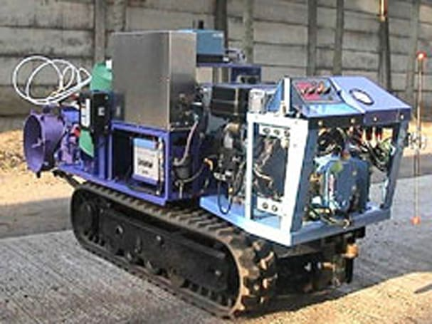 Fuji Heavy Industries outs friendless, autonomous farming robot