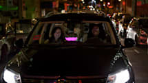 Lyft rewards its drivers for picking you up more often