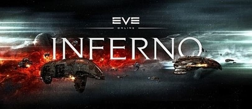 EVE's Inferno expansion launches May 22nd, precursor patch April 24th