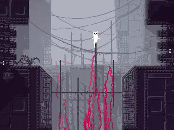 Rain World promises acrobatic platforming, stealthy slugcats for PC and Mac