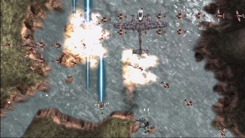 This Wednesday: Go! Go! Break Steady and 1942 jointly strike XBLA