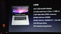 New MacBook Pro adds power, graphics might