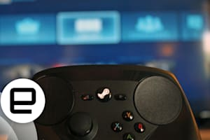 Playdate: Trying Out Steam Machines and Valve's New Controller