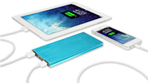 Charge your phone several times over with Power Vault's 18,000mAh battery