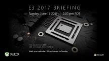 微软将在 6 月 11 日正式发表 Xbox Project Scorpio