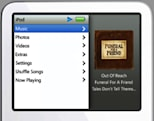 Make your old iPod's UI look like an iPod Classic