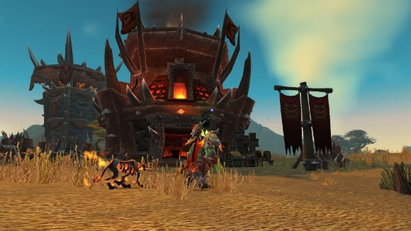 Patch 5.3 PTR: The Kor'kron are taking over