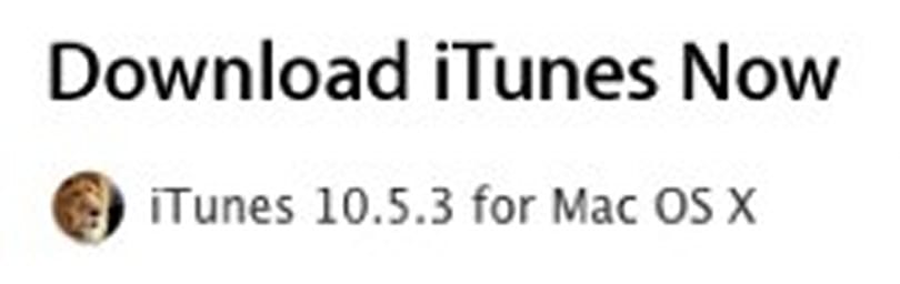 iTunes 10.5.3 now available, adds iBooks 2 textbook sync