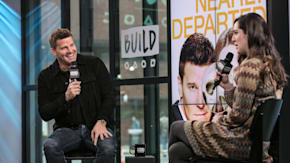 David Boreanaz Talks About What He Watches On TV