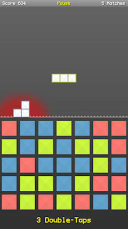 bloc'd is a highly addictive riff on Tetris that you should download right now