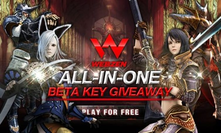Check out Webzen's full games lineup with our all-in-one giveaway
