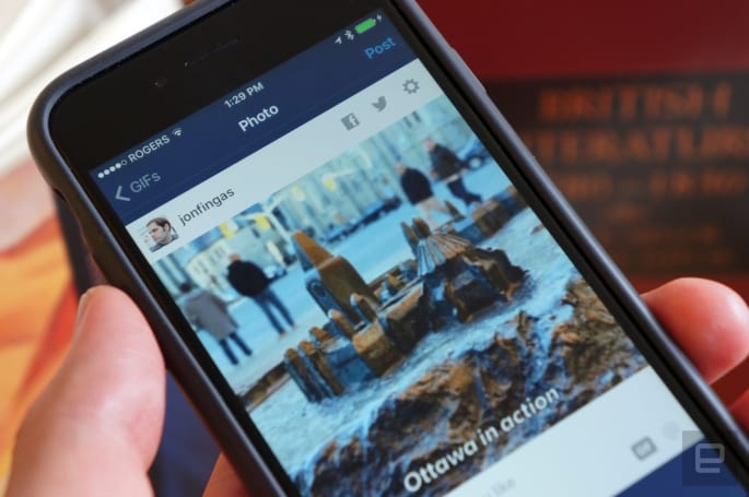 Tumblr rolls out 'GIF posts' for iOS users