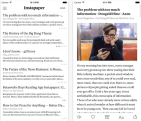 Instapaper for iOS gets improved text-to-speech, Evernote sharing, and more