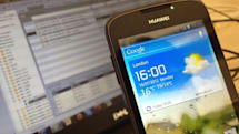 Vodafone walks us through a phone's Android 4.0 upgrade, explains our protracted thumb-twiddling