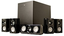 Klipsch intros HD Theater 300 / 500 / 1000 5.1 speaker systems