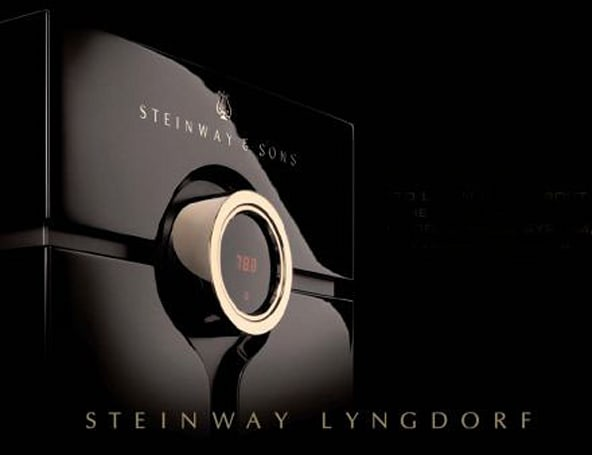 Steinway & Sons, Peter Lyngdorf partner for high-end A/V equipment