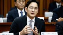 三星掌权人被卷入韩国「亲信门」丑闻