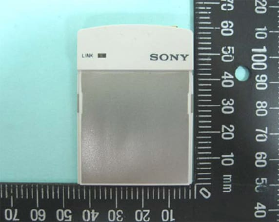 Sony's Network Camera CF WiFi card hits the FCC