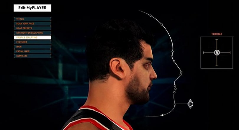 NBA 2K15 scans your face, thinks you're beautiful