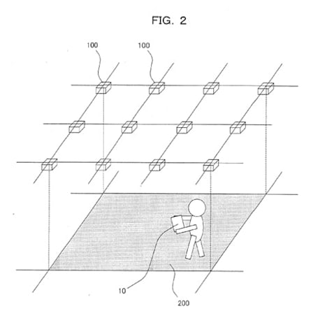Nintendo patent application tech tracks your DS from above, serves as tour guide