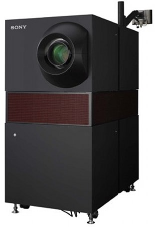 Sony creates business group to support 4K CineAlta digital projection systems