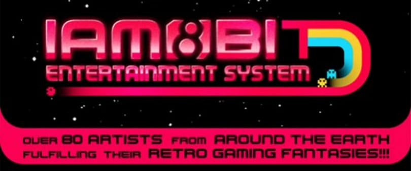 Iam8bit 'Entertainment System' show features art inspired by 1980s games